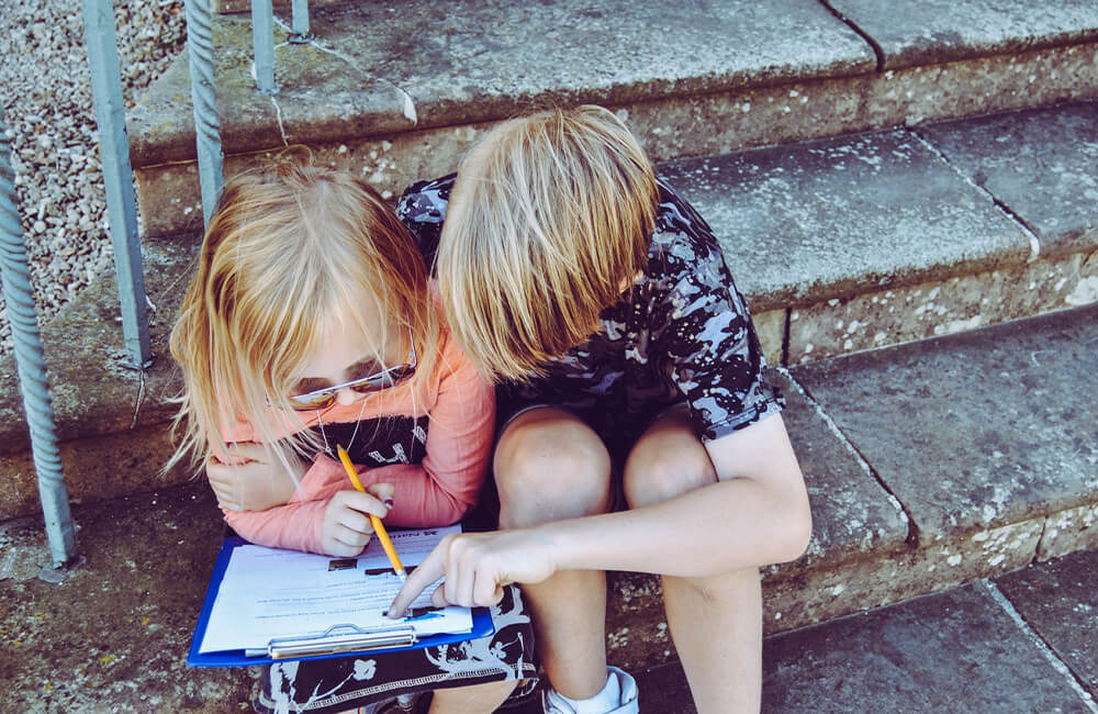 Everything You Need To Know About Homeschooling Your Kids From The Road