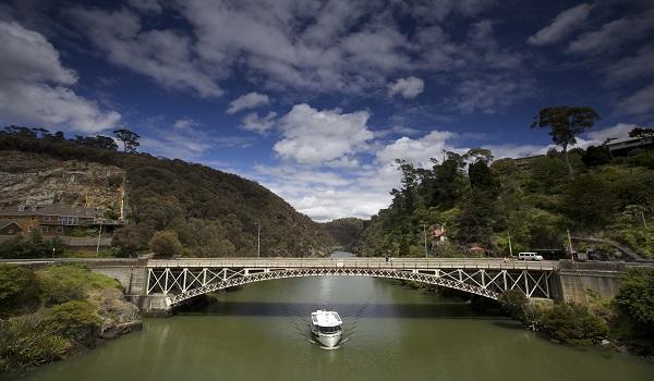 Kings Bridge, Cataract Gorge Reserve