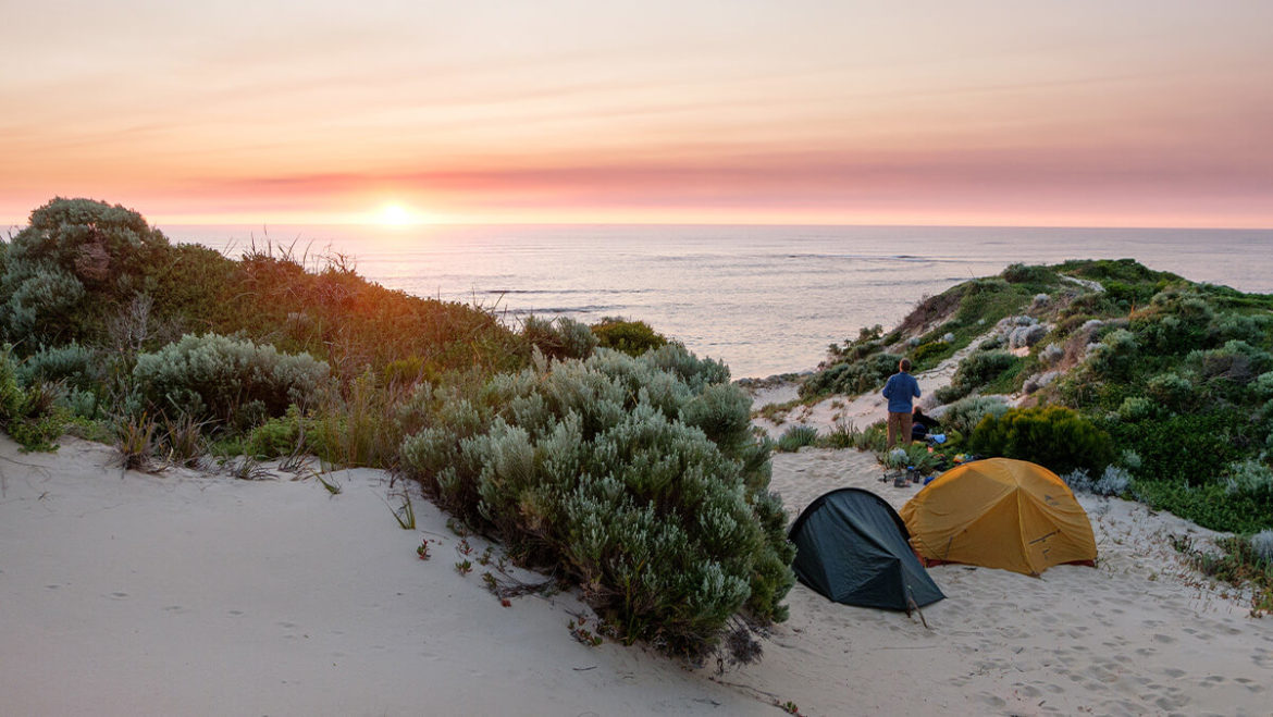 Caravan Parks, Free Camps, Homestays and More: Where To Stay During Your Big Lap