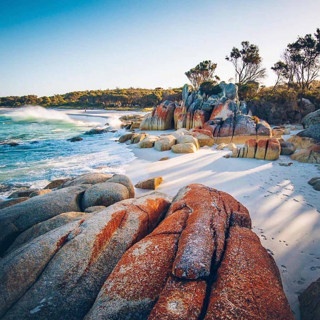 Top Beaches in Tasmania