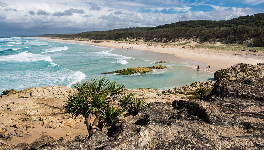 Every Affordable Camp You Need To Know About On Brisbane's Islands (Stradbroke, Moreton, and Bribie)