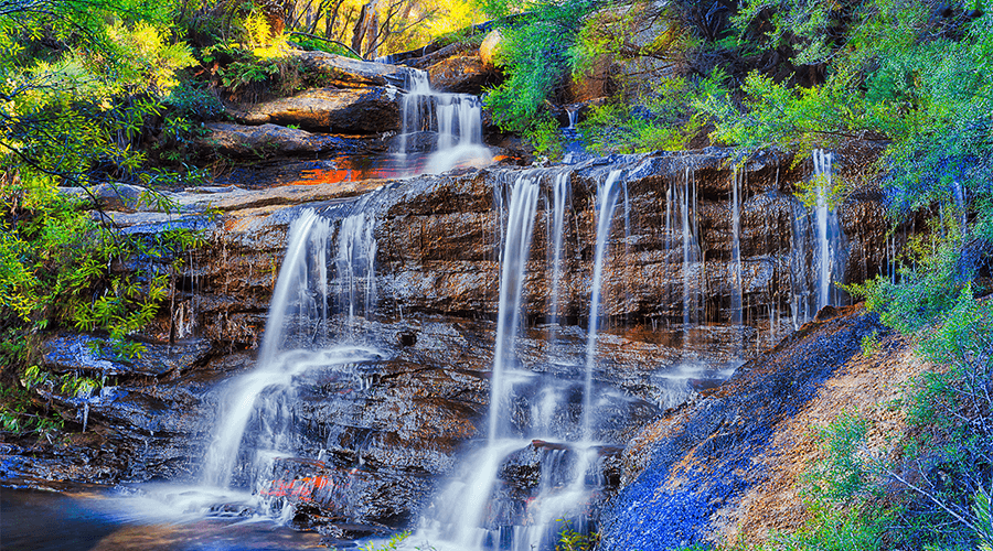 20 Epic Waterfalls To See On Your Big Lap