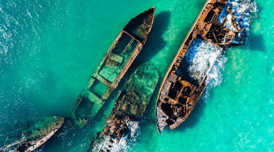 Top 15 Shipwreck Dives In Queensland