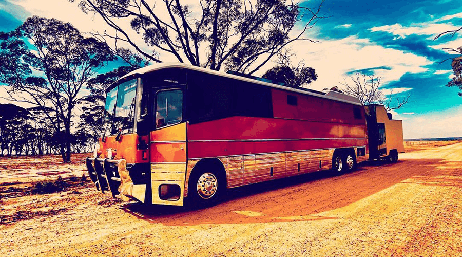A Bus Or A Caravan? We Chose A Bus… Here's Why!