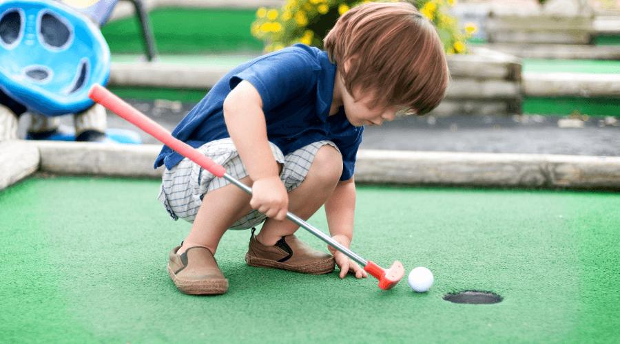 fun golf activities